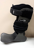 orthotics boot